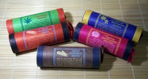 Tibetan Red Sandalwood Incense